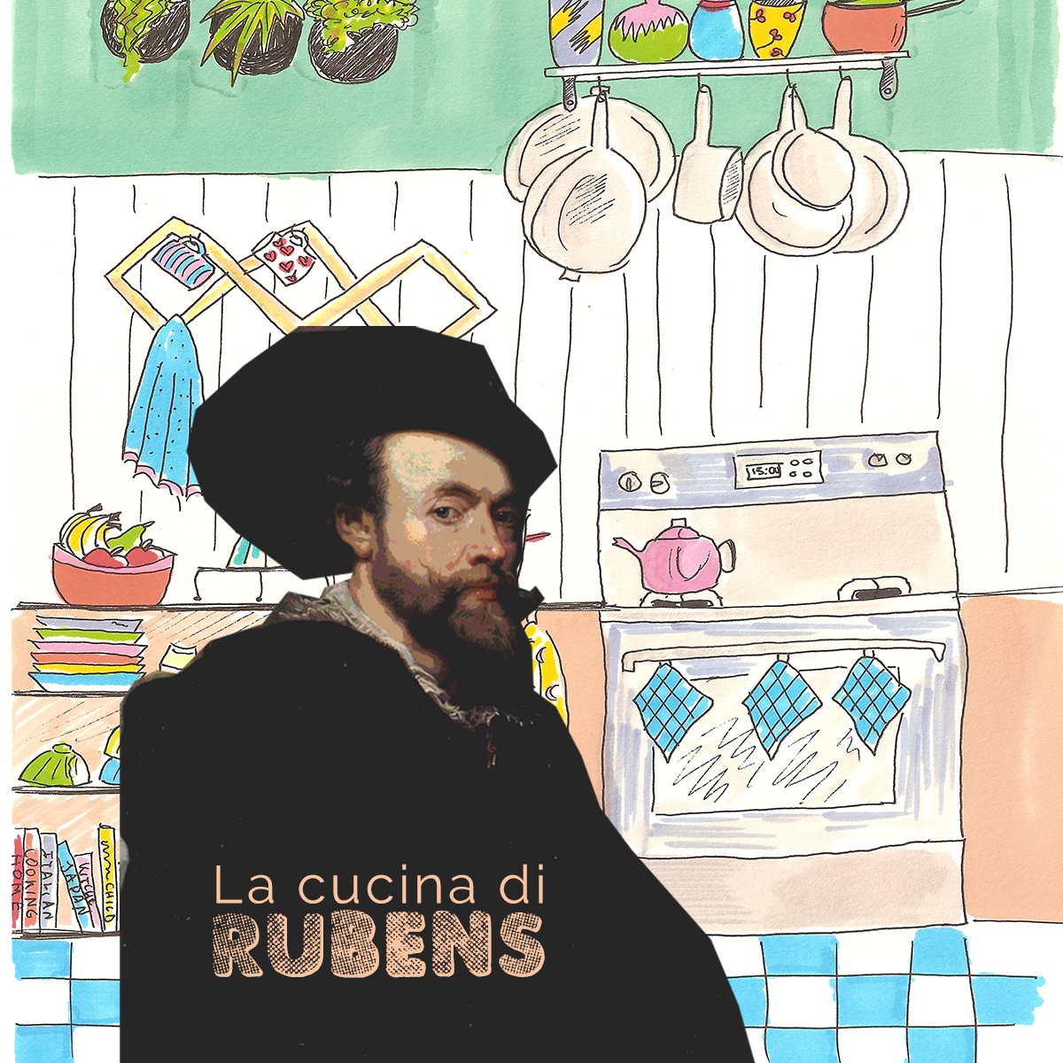 La cucina di Rubens