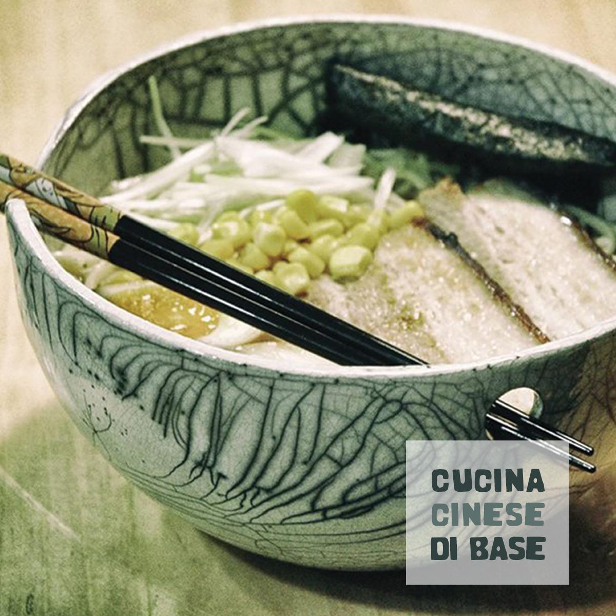 Cucina cinese di base