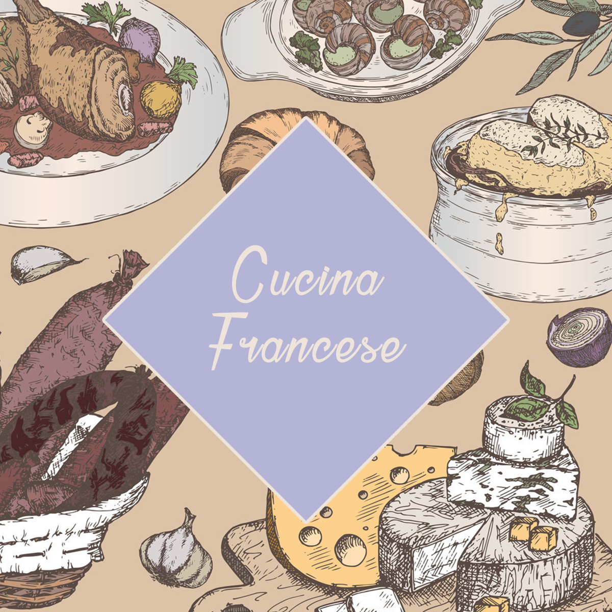 La cucina francese