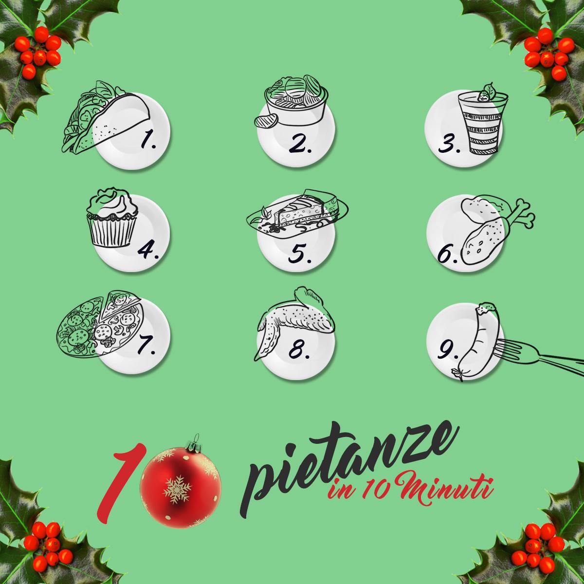 10x10 di Natale