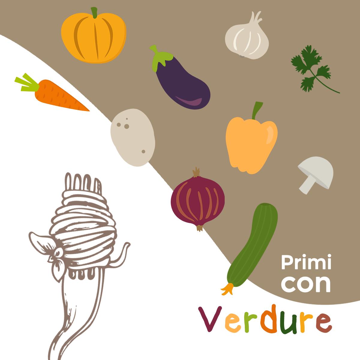 I primi con verdure
